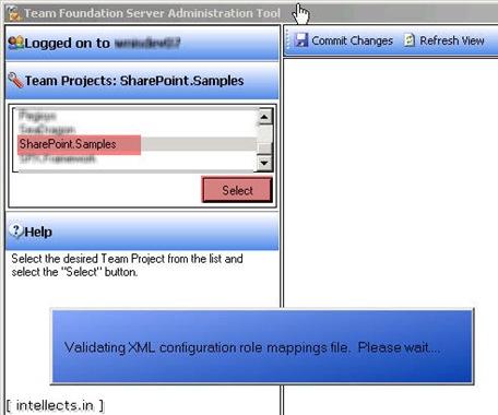 tfsadmintool02 thumb TFS Tools and Utilities   Part I : User Permissions