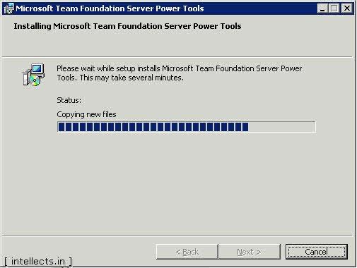 tfspowertoolsinstallation 07 0006 thumb TFS 2005 Customize Work Item Template and Process Template   Part I