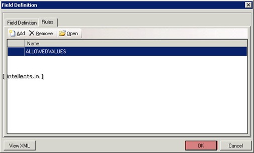 tfsprocesseditorwit19 thumb TFS 2005 Customize Work Item Template and Process Template   Part II