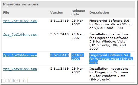 image thumb Dell D830 Setting up Vista 64 Bit