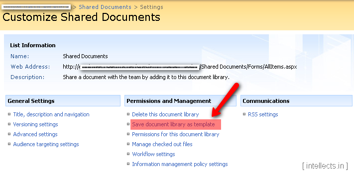 withexportoptions thumb Running CQWP on Team Site without publishing infrastructure feature enabled (MOSS 2007)