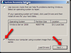image thumb1 Boot From VHD   Replacing Vista or Windows 2008 Bootloader with Windows 7 Bootloader