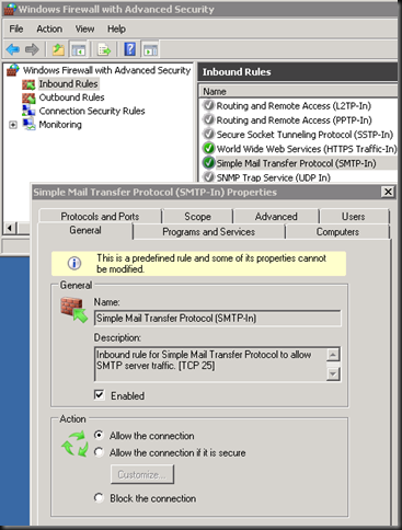 image thumb Configuring SharePoint 2010 Document Libraries with Exchange Server 2010 to receive mails from internal/external world